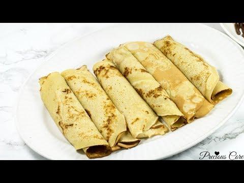 Cameroonian Pancakes - Precious Kitchen - Ep 50