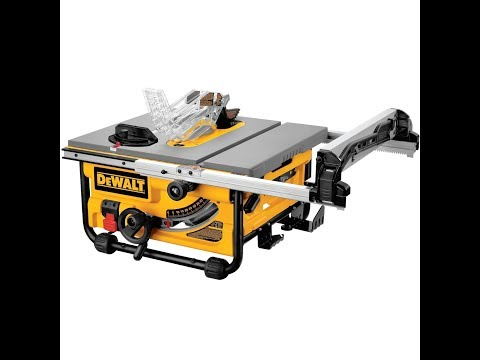 5 Best Table Saw You Can Buy 2018 - Table Saw Reviews