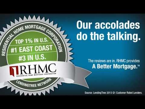 NJ, PA, NY, CT Mortgage | RHMC Rated Top 1% of Mortgage Lenders