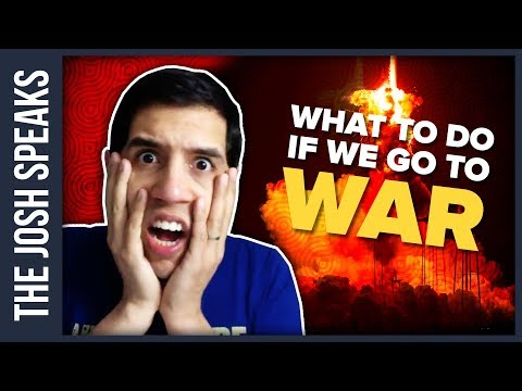 What I Would Do If We Went into World War III (A Thought Experiment)