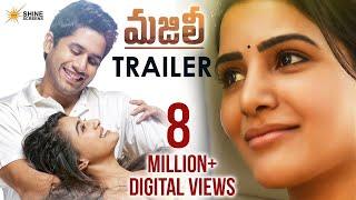 MAJILI Movie Trailer   Naga Chaitanya   Samantha   Divyansha Kaushik   Gopi Sundar   Shiva Nirvana