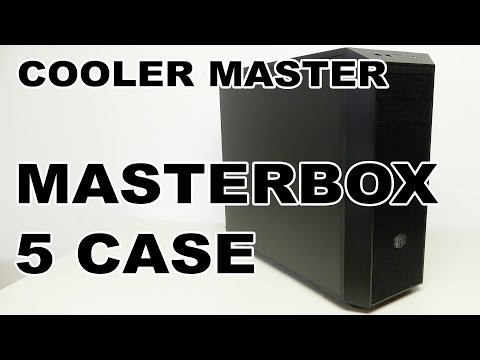 Cooler Master MasterBox 5 Case Review