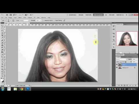 Making Your Skin White in Photoshop CS5 Extended