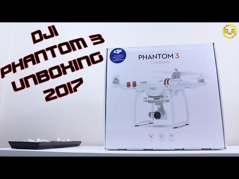 DJI Phantom 3 Standard Edition Drone [UNBOXING]