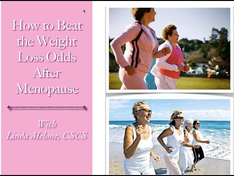 How to Beat the Weight Loss Odds After Menopause - webinar
