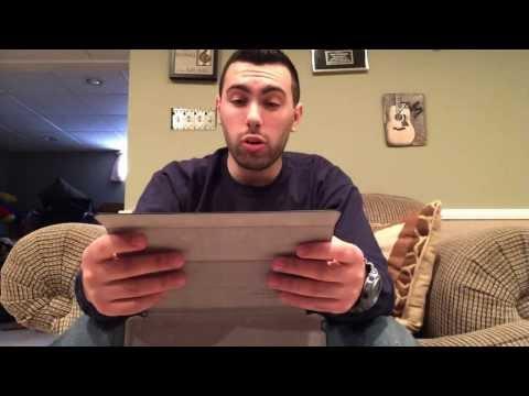 Labato iPad Air Case Review