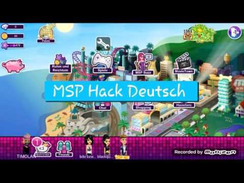 MSP *Hack* Deutsch