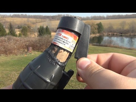 Pull Pin Smoke Grenade Demo (Purchased From BudK)