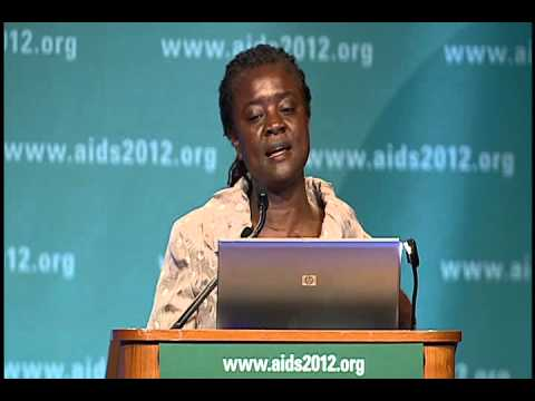International AIDS Conference 2012, Plenary: Challenges and Solutions