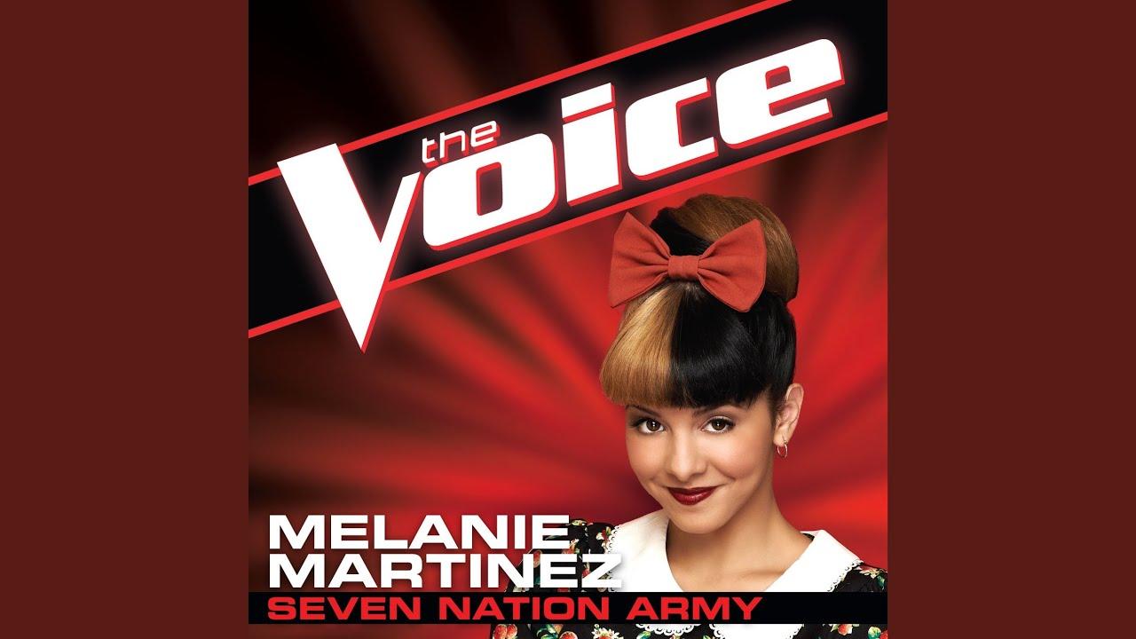 Seven Nation Army (The Voice Performance) - Melanie Martinez