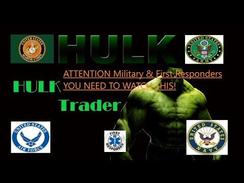 Attention Military & First Responder Traders
