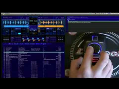 DJ TECH DJ Mouse DEMONSTRATION