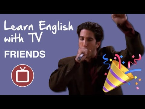 English with Friends: The Crazy New Years Resolution