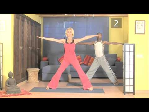 How To Improve Balance With Yoga Standing Postures