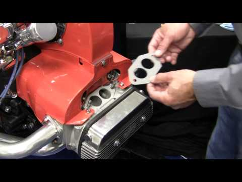 Dual HPMX Hex Bar / Air Cleaner Linkage Combo Kit Installation