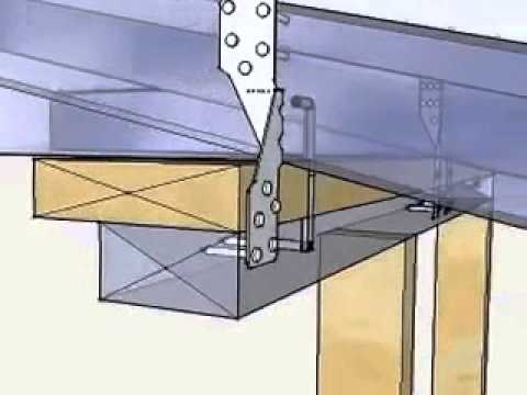 Truss to Top Plate Fixings Detail