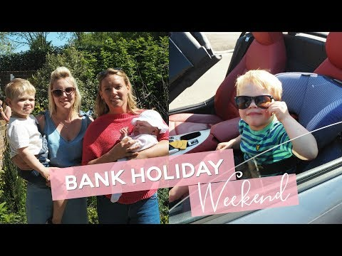 Real life as a mum of 2...help! | Bank Holiday Weekend