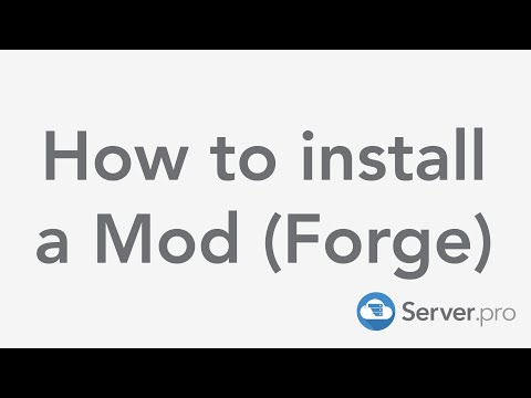 How to install a minecraft Mod on Server.pro (Premium only)
