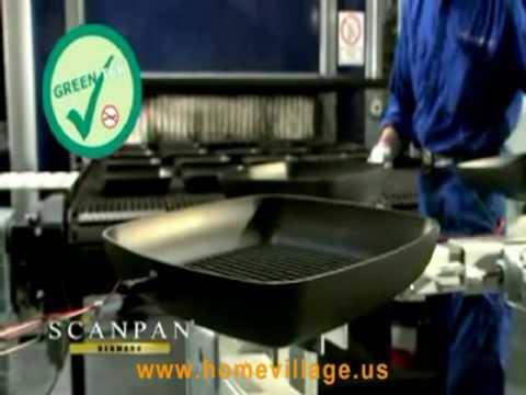 ScanPan  Ceramic Titanium  Non stick Cookware