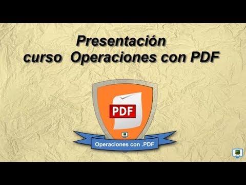 Presentacion HANGOUT curso OPERACIONES CON PDF #InsigniasMOOC  (Rosa Paños Sanchis)