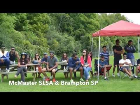 SLSA Battle of the Alliances Sri Lankan Students Alliance Cricket & Party - Canada 30.8.2014