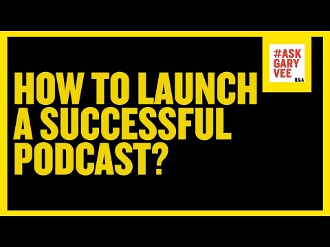 How to Launch a Successful Podcast?