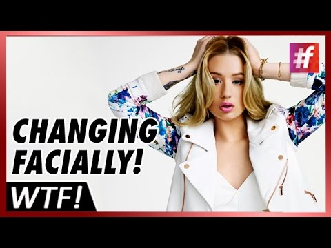 #fame​​ Hollywood - Iggy's Seeing The 'Face Of Change'!