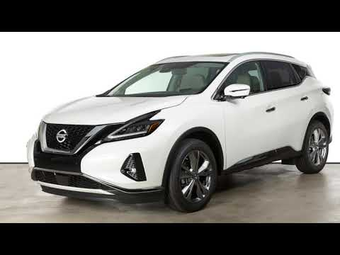 2019 Nissan Murano - All-Wheel Drive (AWD) (if so equipped)