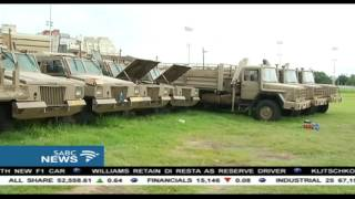 SANDF to celebrate Armed Forces day on Tuesday