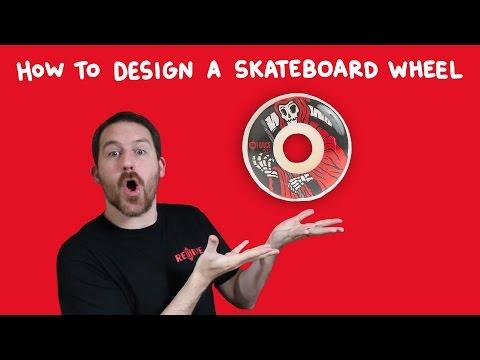 How to Design a Skateboard Wheel