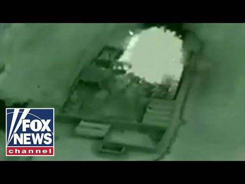 US ramps up airstrikes in Afghanistan