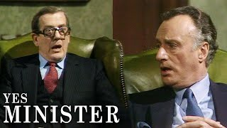 A Leak... From The Prime Minister's Office? | Yes, Minister | BBC Comedy Greats