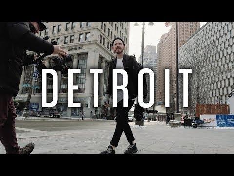AMTRAK ACROSS AMERICA - Episode 12 (Detroit with Vanguard)