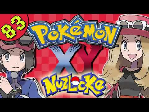 Lets Play Pokemon X and Y Nuzlocke Gameplay | Part 83 - Route 16 Melancolie Path
