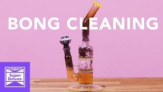 Diy Bong Cleaning