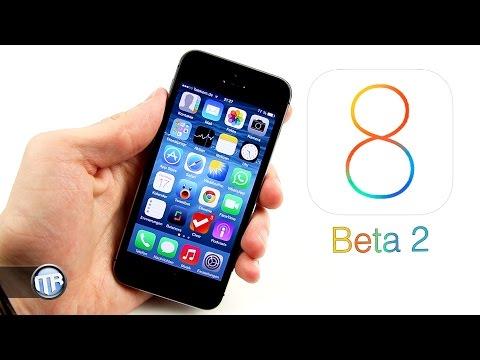 Preview: iOS 8 Beta 2 - Die Neuerungen, iPhone & iPad [Deutsch/German]