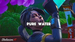 Pure Water - Fortnite Montage (Cracked)