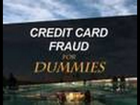 Credit Card Fraud  The How To Guide