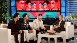 Why Ellen Is Responsible for the Jonas Brothers