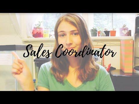 Sales Coordinator Sample Resume   CV Format   Roles & Responsibilities   KRA