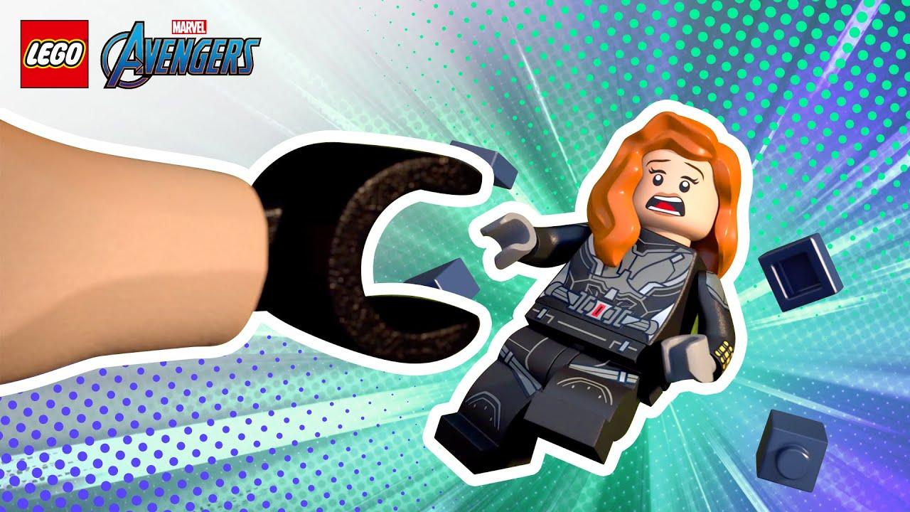 """LEGO Marvel Avengers: Climate Conundrum – Episode 4: """"Red Skull Rising"""""""