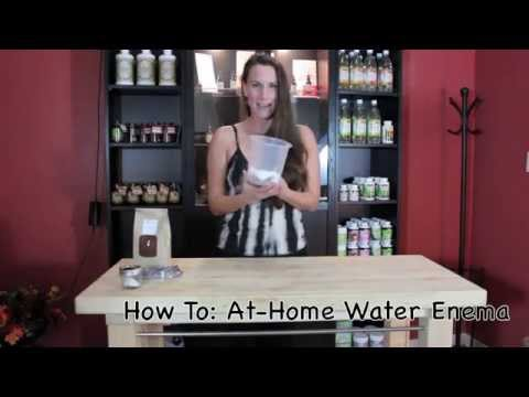 How To: At Home Water Enema