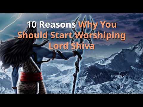 10 Reasons Why You Should Start Worshiping Lord Shiva