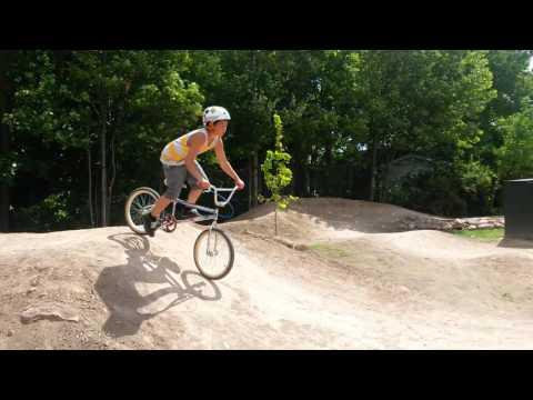 Velorution bike shop pump track