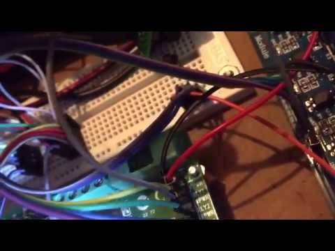 Gertboard and Raspberry Pi Controlling an external Relay Board
