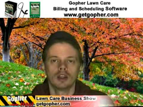 Tips for winning commercial snow plowing accounts - GopherHaul 48 Lawn Care Business Training Show