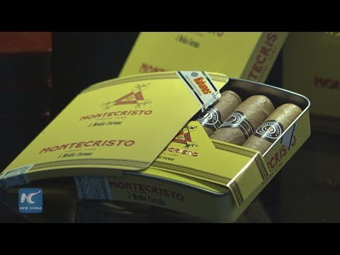 China is becoming a big new market for Cuban cigars