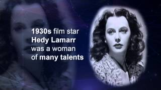 How Hedy Lamarr Invented WiFi