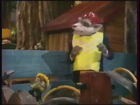 Ürgék - The Gophers! A gödör (Loop - Holes) című rész (1990) Magyar szinkronnal