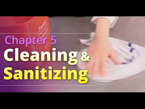 Basic Food Safety: Chapter 5
